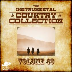 Cover image for The Instrumental Country Collection, Vol. 49