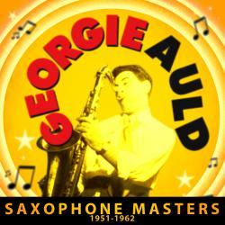 Cover image for Saxophone Masters 1951-1962