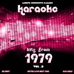 Cover image for Karaoke Hits from 1979, Vol. 2