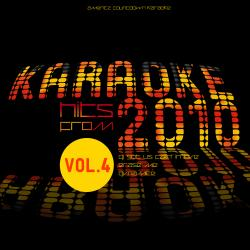 Cover image for Karaoke Hits from 2010, Vol. 4