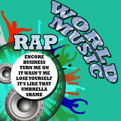 Cover image for World Music Rap