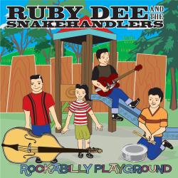 Cover image for Rockabilly Playground