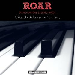 Cover image for Roar (Originally Performed by Katy Perry) [Piano Karaoke Version]