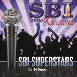 Cover image for Sbi Karaoke Superstars - Carly Simon