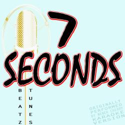 Cover image for 7 Seconds (Originally Performed by Neneh Cherry and Youssou N'Dour) [Karaoke Version]