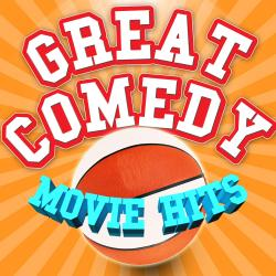 Cover image for Great Comedy Movie Hits - Funny Films
