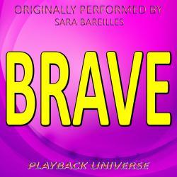 Cover image for Brave (Originally Performed by Sara Bareilles)