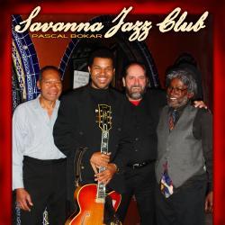 Cover image for Savanna Jazz Club