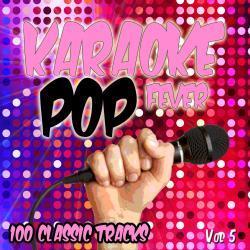 Cover image for Karaoke Pop - 100 Classic Tracks, Vol. 5
