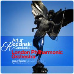 Cover image for Artur Rodziński Conducts... London Philharmonic Orchestra