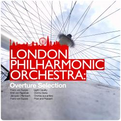 Cover image for London Philharmonic Orchestra: Overture Selection