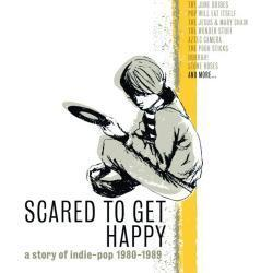 Cover image for Scared to Get Happy