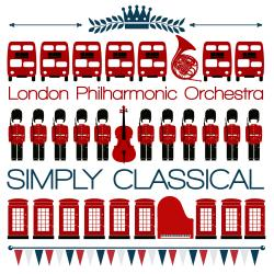 Cover image for London Philharmonic Orchestra: Simply Classical