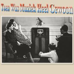 Cover image for Toen Was Muziek Heel Gewoon