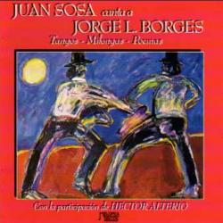 Cover image for Canta a Jorge Luis Borges