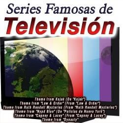Cover image for Series Famosas de Televisión