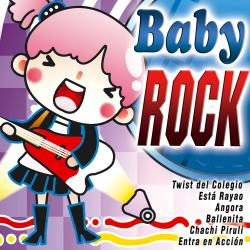 Cover image for Baby Rock