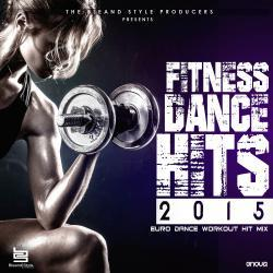 Cover image for Fitness Dance Hits 2015 - Euro Dance Workout Hit Mix