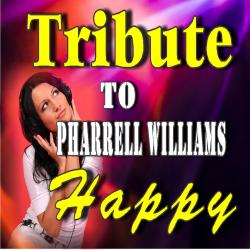 Cover image for Tribute to Pharrell Williams: Happy (Instrumental)