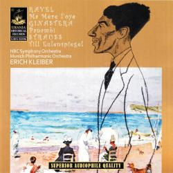Cover image for Ravel: Ma Mère L'oye - Strauss: Till Eulenspiegel - Ginastera: Panambì