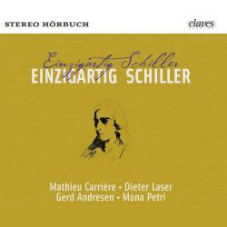 Cover image for Einzigartig Schiller