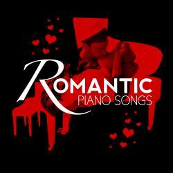 Cover image for Romantic Piano Songs