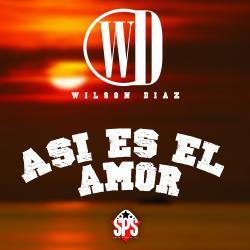 Cover image for Asi Es el Amor
