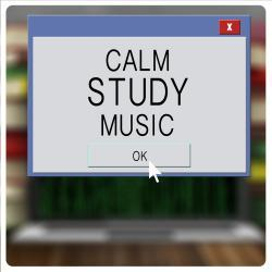 Cover image for Calm Study Music