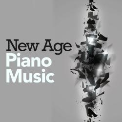 Cover image for New Age Piano Music