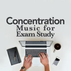 Cover image for Concentration Music for Exam Study