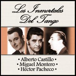 Cover image for Los Inmortales del Tango