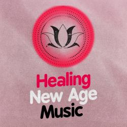 Cover image for Healing New Age Music