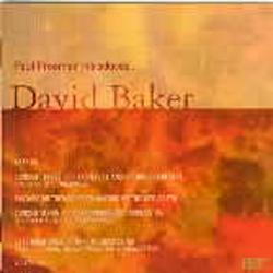 Cover image for Paul Freeman Introduces David Baker