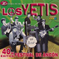 Cover image for Historia Músical - 40 Éxitos del Festival de Ancón
