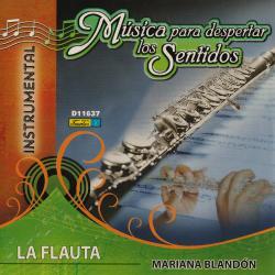 Cover image for Música para Despertar los Sentidos - La Flauta