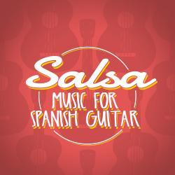 Cover image for Salsa Music for Spanish Guitar
