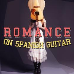 Cover image for Romance on Spanish Guitar