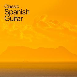 Cover image for Classic Spanish Guitar