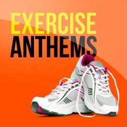 Cover image for Exercise Anthems