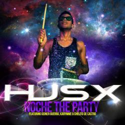 Cover image for Noche the Party
