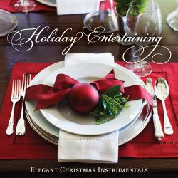 Cover image for Holiday Entertaining